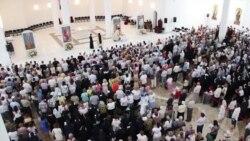 Почали освячення патріаршого собору УГКЦ