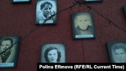 Экспозиция в Новочеркасском музее истории донского казачества, посвященная арестованным после событий июня 1962 года