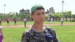 Шавқу рағбати наврасони тоҷик ба бейсбол