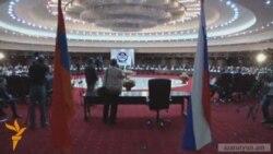 Մեկնարկել է հայ-ռուսական միջտարածաշրջանային 1-ին համաժողովը