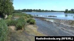 Відпочинок на водоймах непідконтрольної частини Донбасу