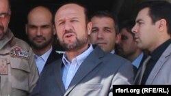 تاج محمد جاهد وزیرداخله افغانستان