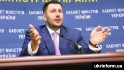 Олександр Клименко, екс-міністр доходів і зборів України
