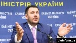 Міністр доходів і зборів Олександр Клименко