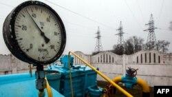 Газопровод в окрестностях Киева. Иллюстративное фото.