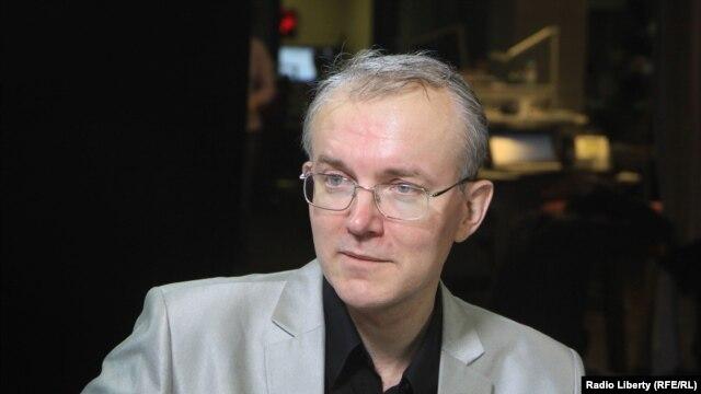 Депутат Астраханской областной Думы Олег Шеин