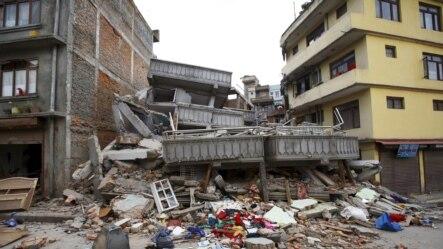 Nepal nakon zemljotresa