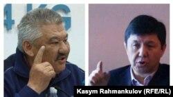 Азимбек Бекназаров жана Темир Сариев