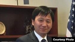 АКШдагы кыргыз элчиси Кадыр Токтогулов