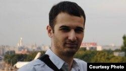 Блогер Алик Пухаев