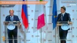 Немає альтернативи мирному врегулюванню конфлікту в Україні – Путін