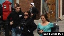 بازداشت مظنون حمله به ماراتون توسط پولیس امریکا در سال ۲۰۱۳