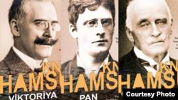 Knut Hamsun kitabları Azərbaycan dilində