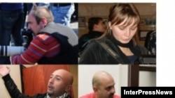 Кармалган сүрөтчүлөрдүн бири Натиа Геденидзе бүгүн эрте менен бошотулду