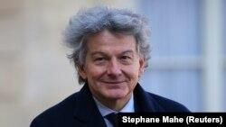 Новият кандидат на Франция за еврокомисар за вътрешния пазар Тиери Бретон