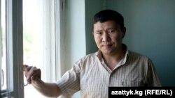 Ыдырыс Исаков, репортер Кыргызской редакции Азаттыка в Оше.
