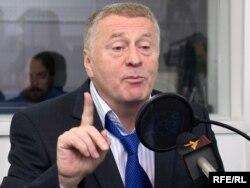 Владимир Жириновский, раиси Ҳизби либерал демократи Русия