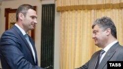 Віталій Кличко очолить «Блок Порошенка» на дострокових парламентських виборах