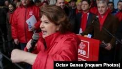 NCM spune că Rovana Plumb a plâns de fericire când Liviu Dragnea a propus-o comisar european.Și de atunci se crede predestinată postului de comisar.