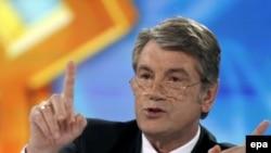 Ющенко говорил много, но сказал мало