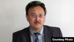 Техника ғылымдарының докторы Саят Ыбырай.