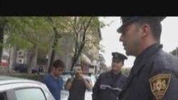 Грузин полициясынын өңү ушундай