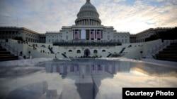 Капитолий – АКШ Конгрессинин имараты. Вашингтон.