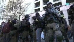 Америка: протесты сторонников оружия