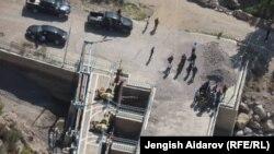 درگیری در مرز با تاجیکستان و قرقیزستان