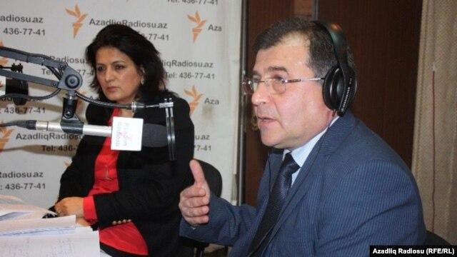 Nayma Qəhrəmanova və Rafiq İsmayılov