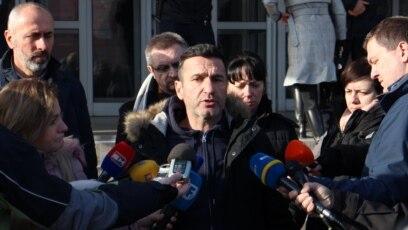 Hapšenja roditelja Davida Dragičevića u Banjaluci 25. decembra izazvala su burnu reakciju građana i sukobe sa policijom.