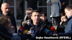 Davor Dragičević je po izlasku iz pritvora najavio da nastavlja sa protestom