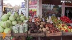Думка кримчан про ціни на продукти харчування