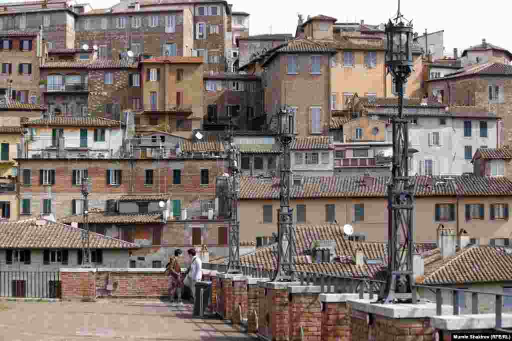 Балконы Джульетты ушли в прошлое, теперь это смотровые площадки