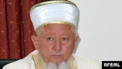 Бас мүфти Әбсаттар қажы Дербісәлі. Алматы, 2 қыркүйек, 2009 жыл.
