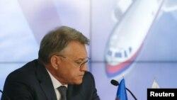 Генеральный директор российского оружейного концерна «Алмаз — Антей» Ян Новиков.