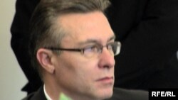 Romania's new Foreign Minister Cristian Diaconescu