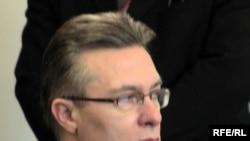 Ministrul de externe român Cristian Diaconescu