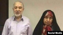 میرحسین موسوی و زهرا رهنورد بیش از هشت و سال و نیم است که در حصر خانگی بهسرمیبرند