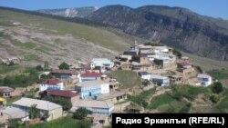 Дагестан -- Годобери эвла.