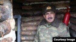 Министр Обороны Азербайджана Закир Гасанов. Архивное фото