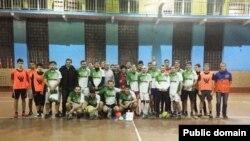 Відкрите тренування кримськотатарської футбольної команди «Адалет»