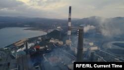 Химическое производство в российском Карабаше