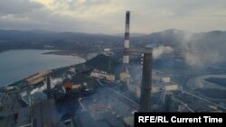 Вид на город Карабаш. Иллюстративное фото.