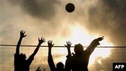 Последние два года в Южной Осетии набирает популярность волейбол