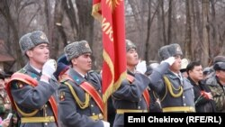 Кыргыз армиясы (сүрөттүн макалага тиешеси жок)