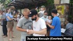 نتایج رسمی ابتدایی انتخاباتریاست جمهوریالکساندر لوکاشینکا را در حال پیروزی نشان میدهد.
