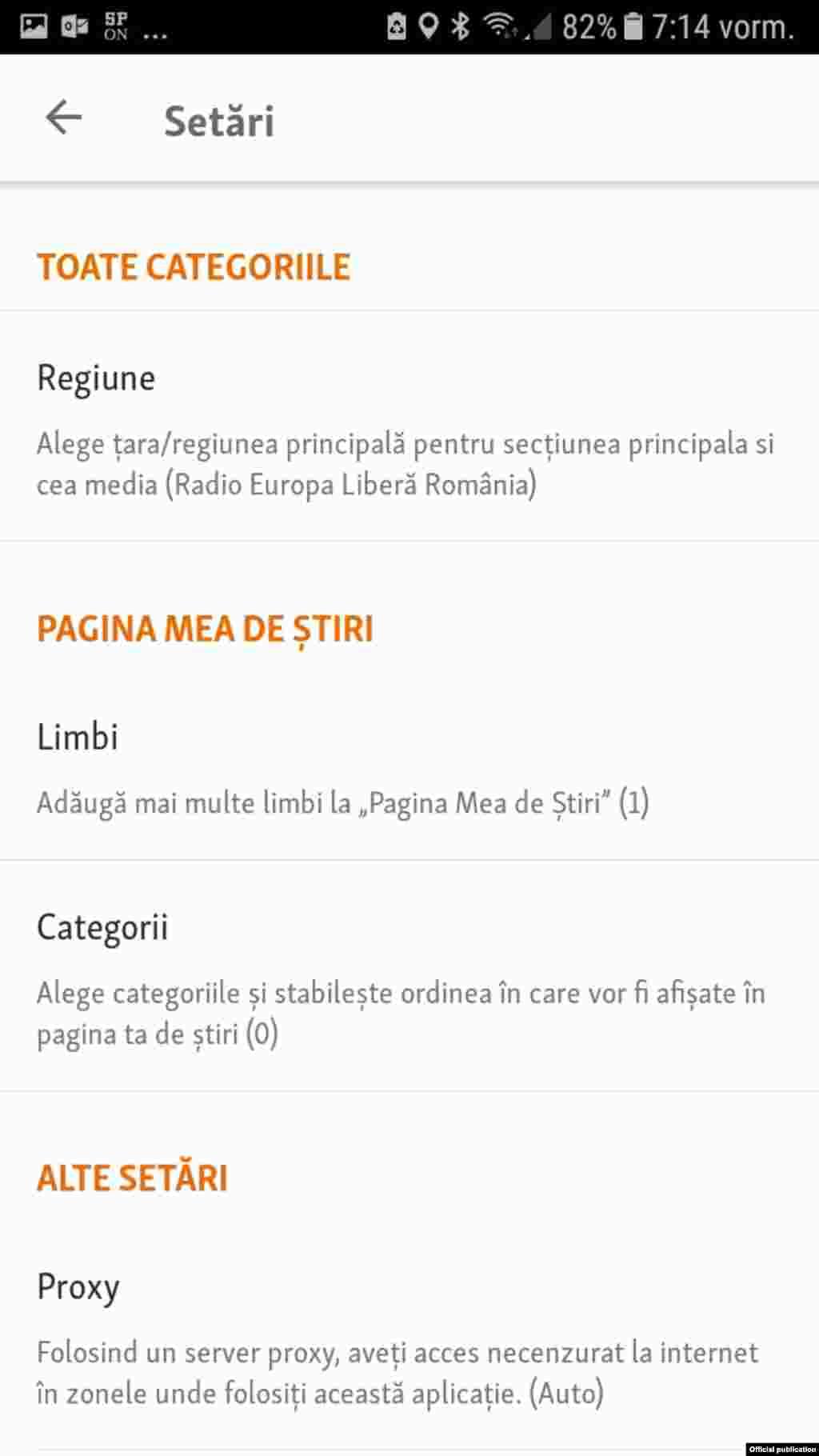Moldova - noua aplicatie mobil 6 2019