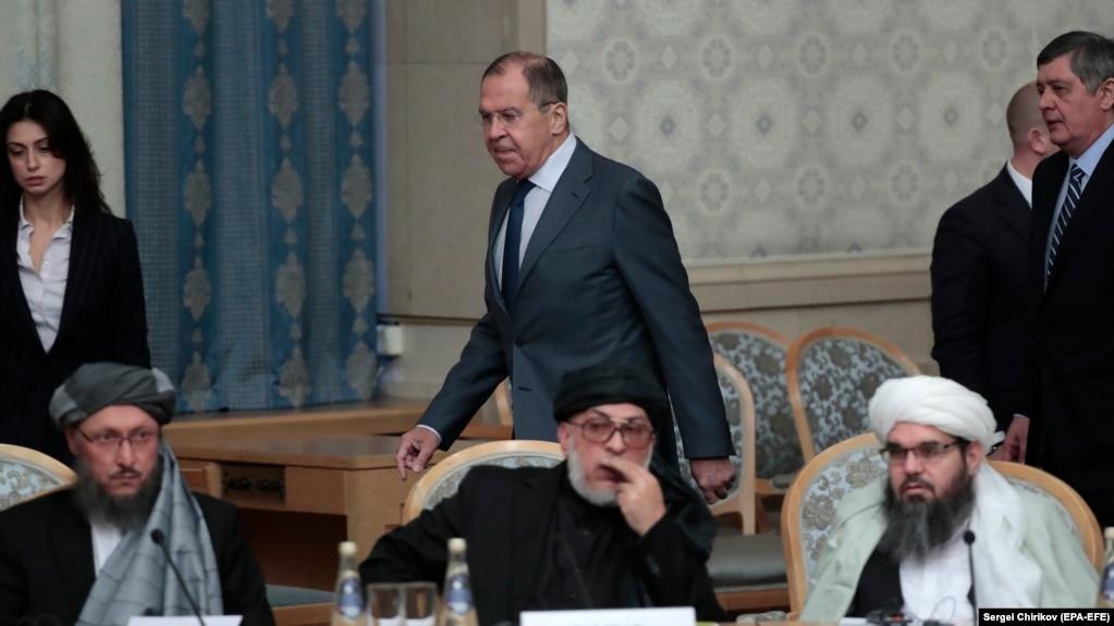 Россия планирует провести 18 марта мирную встречу по Афганистану