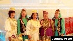 Бурятиянең Иске Оноһой авылы Татар үзәге вәкилләре
